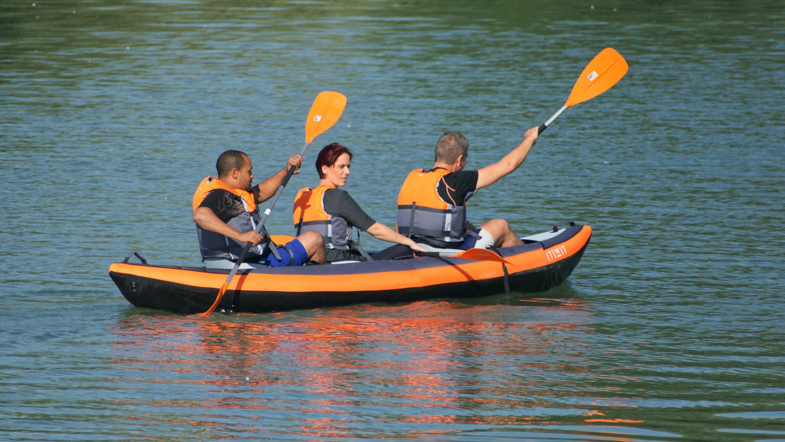 Why Buy An Inflatable Kayak?