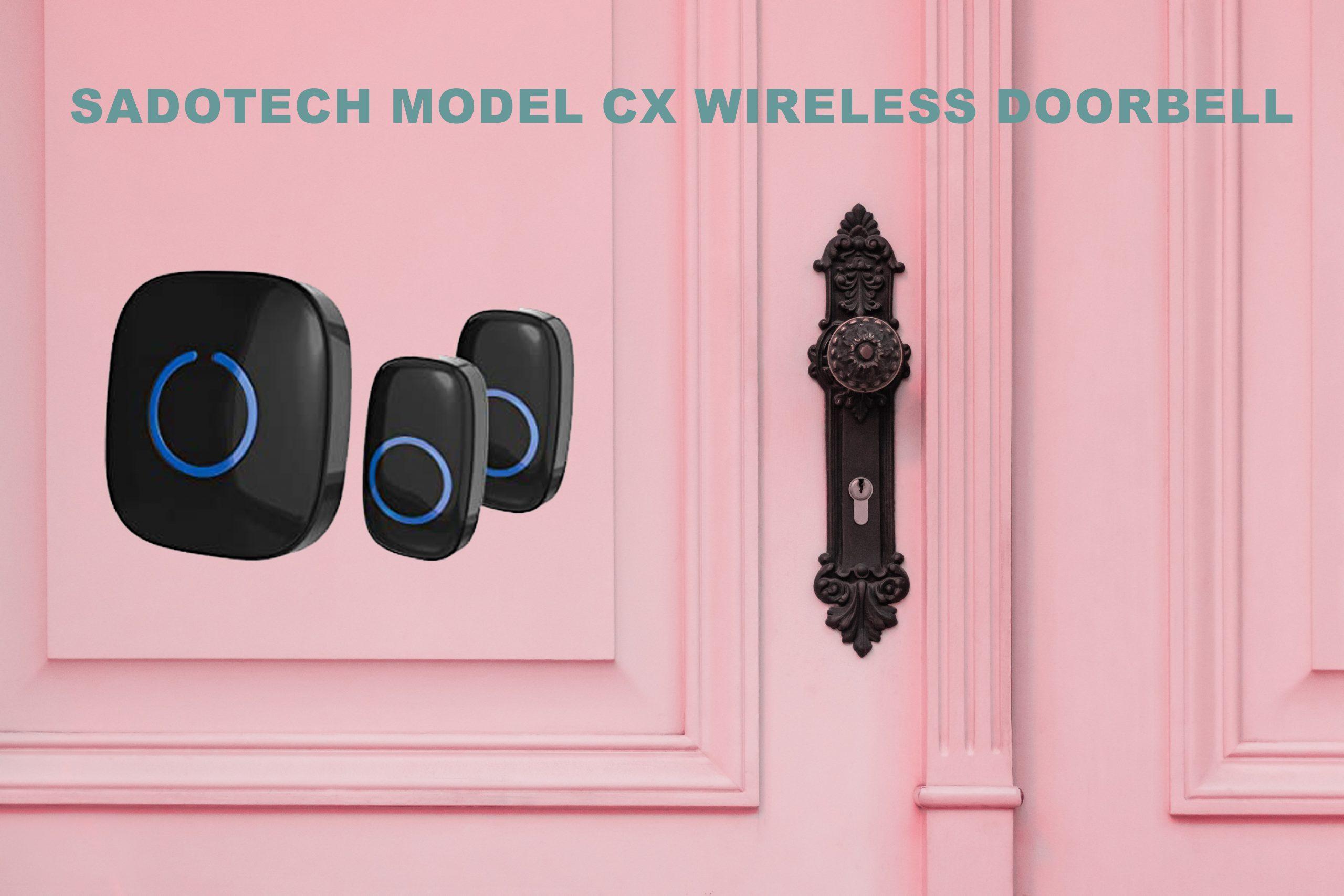SadoTech Model CX Wireless Doorbell Unbiased Review