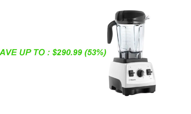 Best Vitamix Deals  for prime day | Prime day Blender Deals are Truly unbeatable