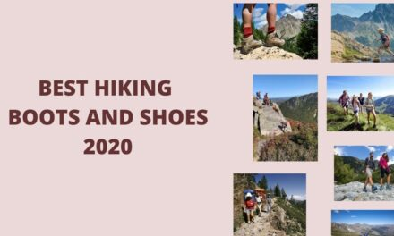 Best Hiking Boots and Shoes 2020