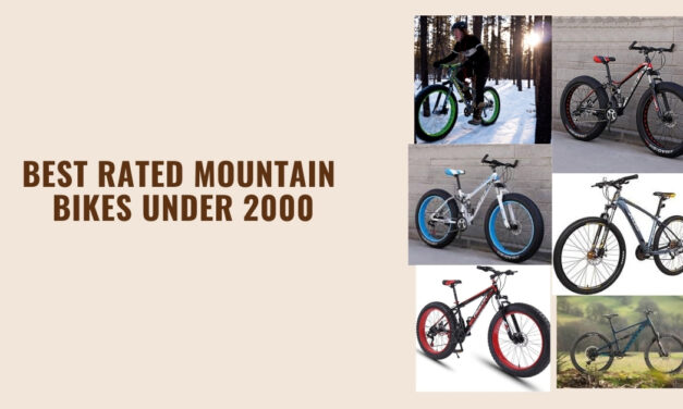 Best Rated Mountain Bikes Under 2000 Dollars: Top 5 Of 2020