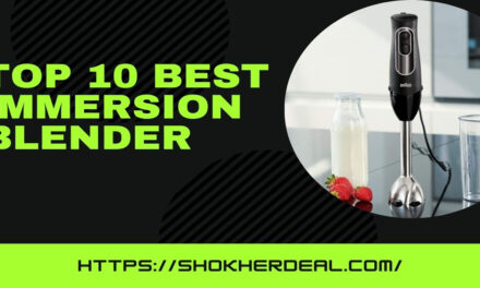 Top 10 Best Immersion Blenders on Amazon