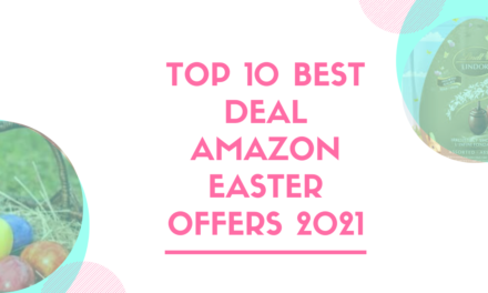 TOP 10 Best Deal Amazon Easter offers 2021 | You can shop right now on Amazon