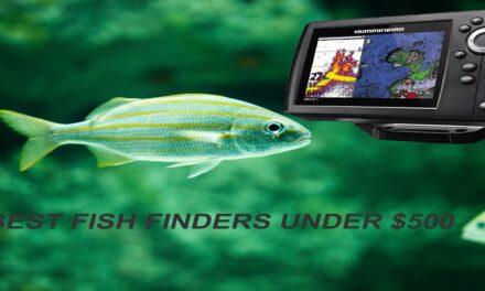 10 best fish finders under $500 2021