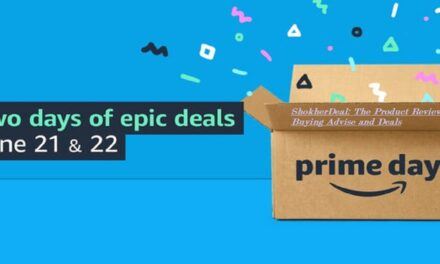 NOW AVAILABLE AMAZON PRIME DAY DEALS 2021: KNOCKING THE DOORS